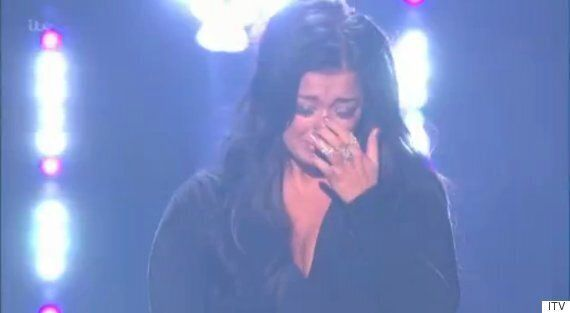 'X Factor': Lauren Murray Loses Out Against Ché Chesterman, After Tearful 'Fight Song' Performance