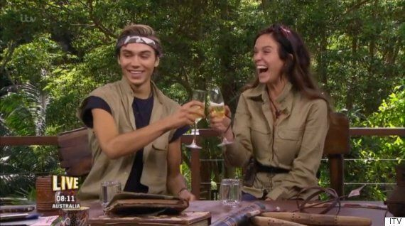 'I'm A Celebrity': Vicky Pattison Triumphs Over George Shelley And Ferne McCann In This Year's