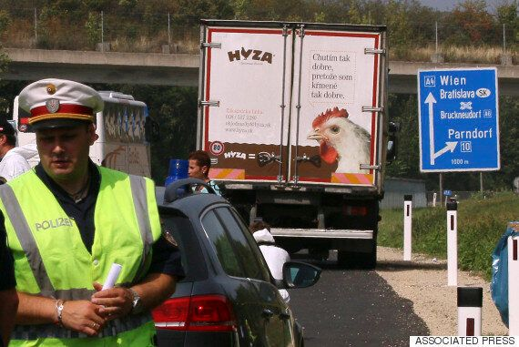Austria Lorry Deaths: Four Children As Young As Six Months Old Among
