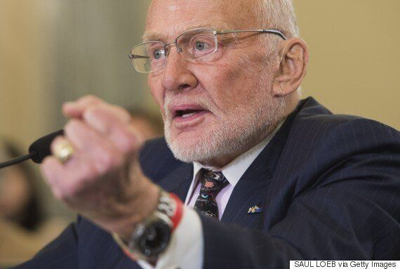 Buzz Aldrin Joins Florida Institute of Technology To Devise Mars Settlement 'Master