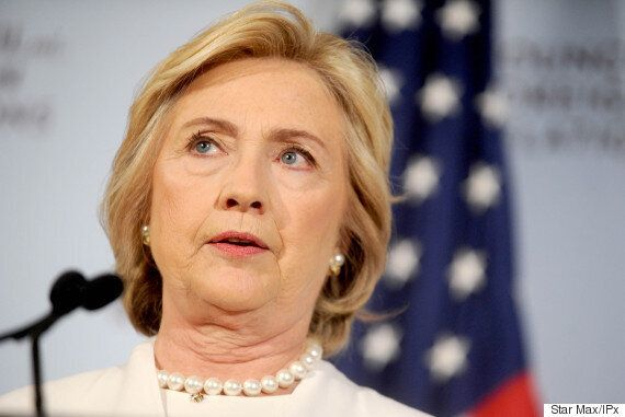 Hillary Clinton Urges Silicon Valley To Help In The Fight Against
