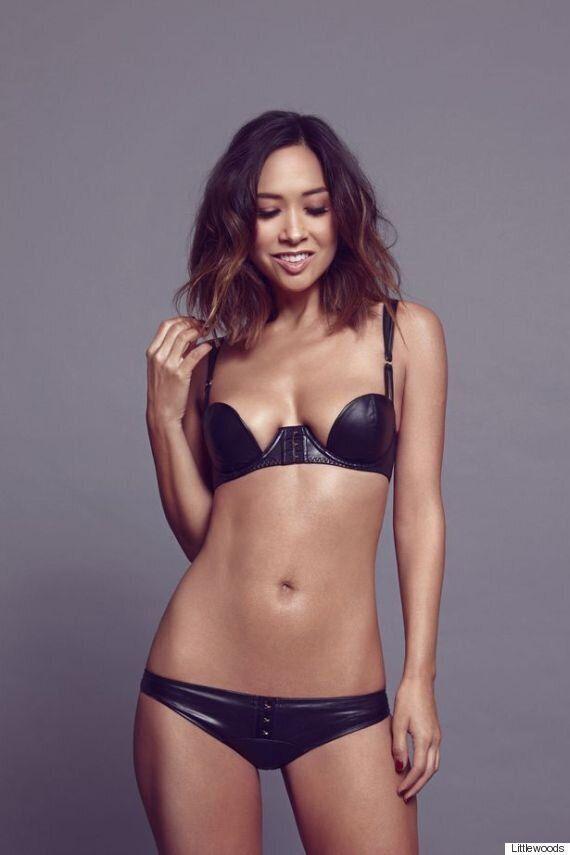 Myleene Klass Poses In Her Underwear For New Littlewoods Shoot