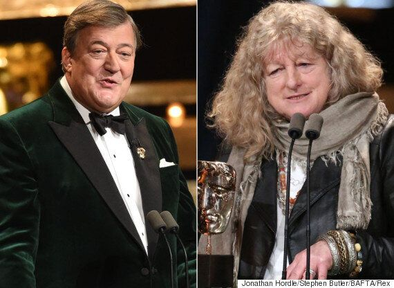 Stephen Fry Explains Why He Quit Twitter, Following BAFTAs 'Bin Lady'