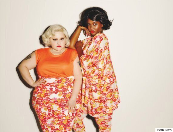 Beth Ditto's Plus Size Fashion Collection Is Here And It's Every Bit As 'Unapologetic' As We'd