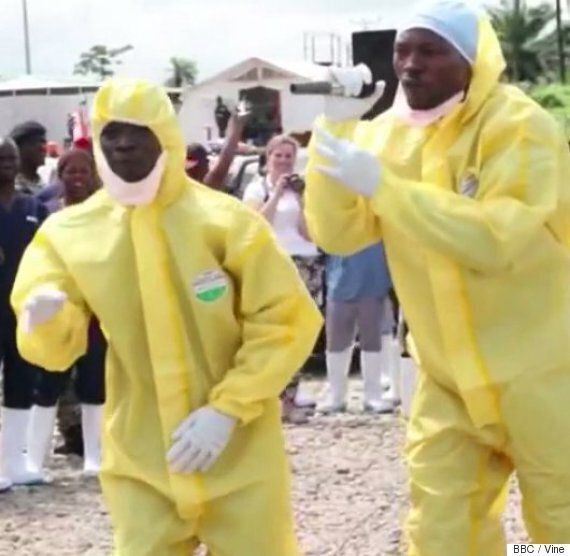 Ebola: Sierra Leone Celebrates After Last Patient Released From