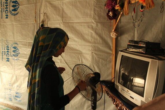 Between Economic Stretches and Hopes for Better Future, Humanitarian Actors Are Helping Syrian Refugees...