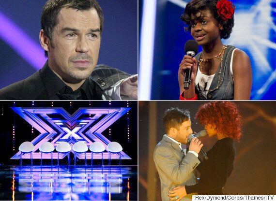 'X Factor' 2015: Most Controversial Moments Ever, From Sharon Osbourne's Row With Steve Brookstein To...