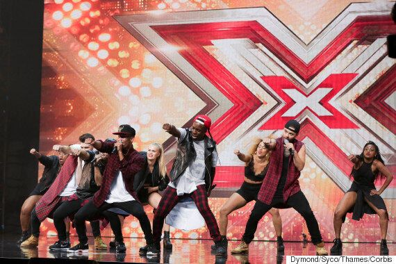 'X Factor' 2015: The First Kings Top Fleur East's Cover Of 'Uptown Funk', While Sean Miley Moore Moves...