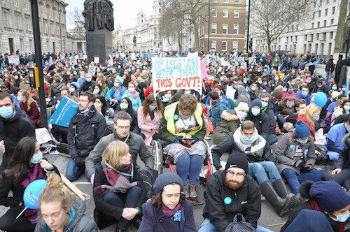 It's Not Fair, Not Safe: An American Medic's Support of Junior Doctors and the