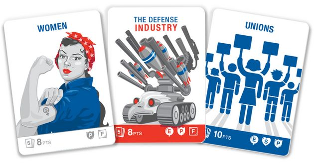 Game Designers Are Seeking Your Vote in 2016 - Time to Unleash Your Inner