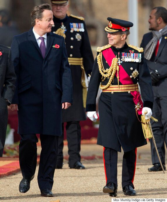 David Cameron 'Lacked Balls' To Take Military Action In Syria And Stop ISIS Rise, Lord Richards