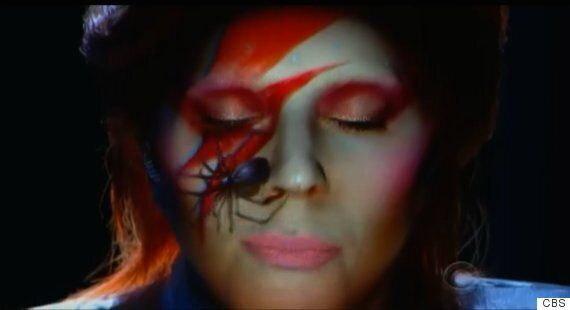 Grammy Awards 2016: Lady Gaga Honours David Bowie With Tribute Performance, Singing 'Heroes', 'Space...