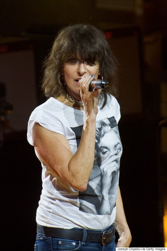 Chrissie Hynde Criticised Over 'Rape' Remarks: 'If You Dress Provocatively, You're Enticing Someone Who's...
