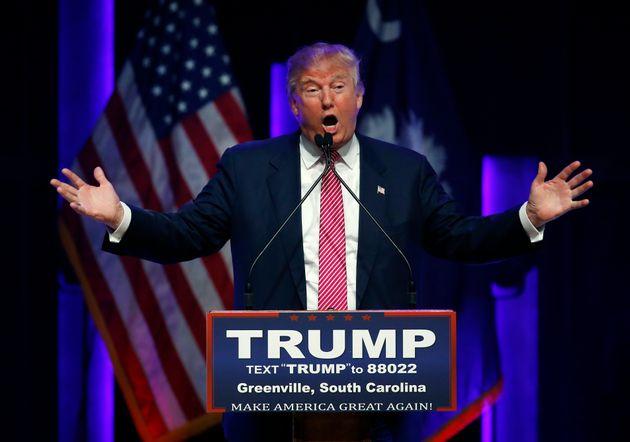 George W. Bush Attacks Donald Trump's 'Bluster', Makes Jokes At His Own