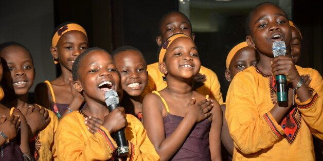 Culture Of Kindness: 'Imba Means Sing' Follows African Children's Choir As They Perform For Their