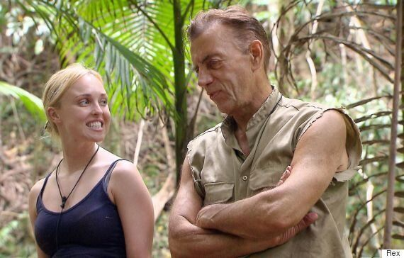 'I'm A Celebrity' Star Jorgie Porter Admits She Would Sleep With Fellow Campmate Duncan Bannatyne During...