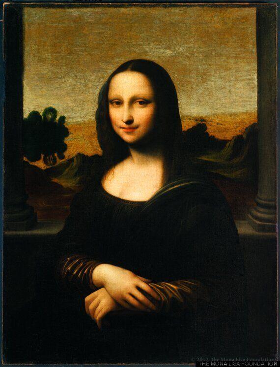 Engineer Finds 'Hidden Portrait' Under Mona