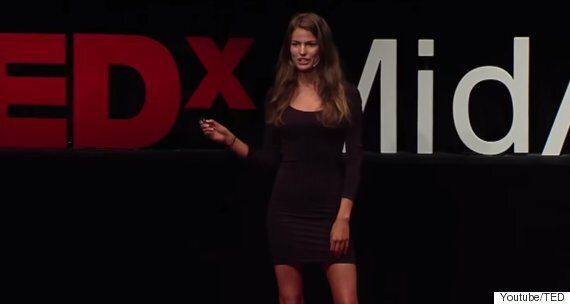 Cameron Russell's TED Talk Exposes The Truth Behind 'Sexy' Fashion Photo Shoots