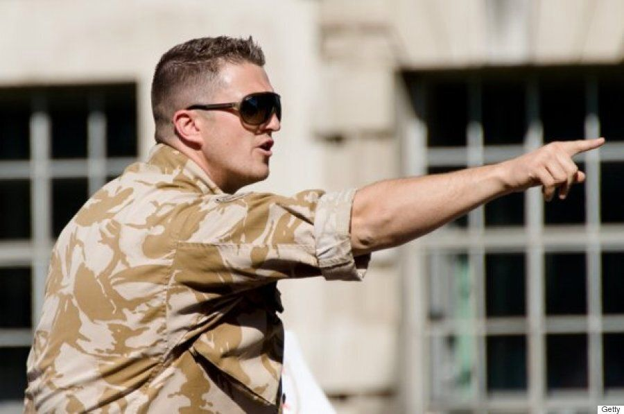 Tommy Robinson Explains The Making Of An Alter-Ego Even His Wife Can't