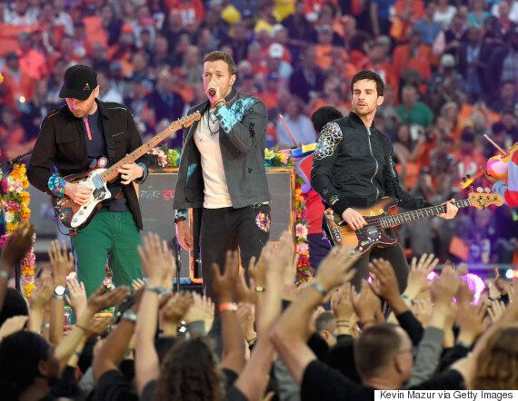 Glastonbury 2016: Coldplay Confirm Headline Set, With Band Due To Close Festival On Sunday