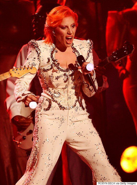 Grammy Awards 2016: Lady Gaga's David Bowie's Tribute Doesn't Seem To Have Gone Down Well With His Son,...