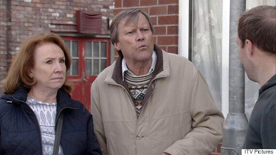 'Coronation Street': Roy Cropper Romance Storyline Gets The Seal Of Approval From Julie
