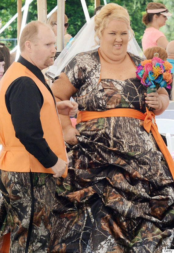 Camouflage Wedding Dresses Are The Latest (And Weirdest) Bridal