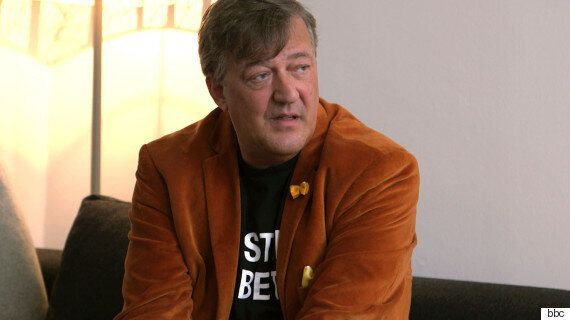 Stephen Fry Praised For Opening Up About Bipolar Disorder Struggle In 'The Not So Secret Life of the...