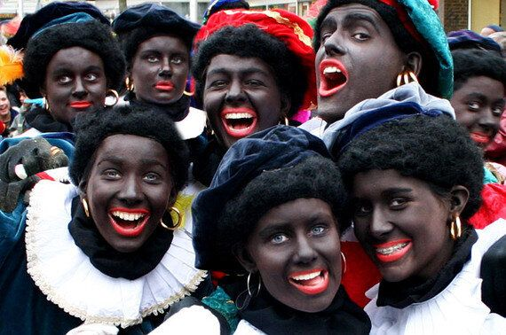 'Tis the Season to Don Blackface: How My Friends Celebrate