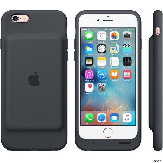 iPhone 6s Smart Battery Case Unveiled By Apple  HuffPost UK