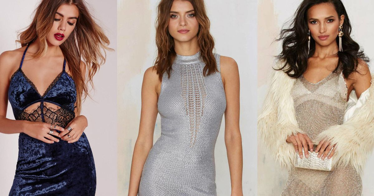 Best New Year's Eve Dresses: 12 Styles To Sparkle Up Your Life