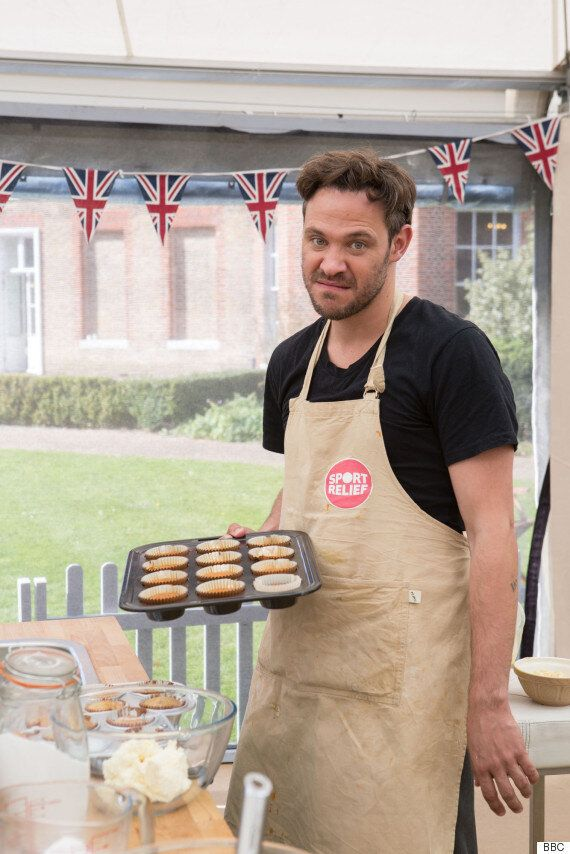 Will Young Admits He Nearly Poisoned Mary Berry On 'The Sport Relief Bake