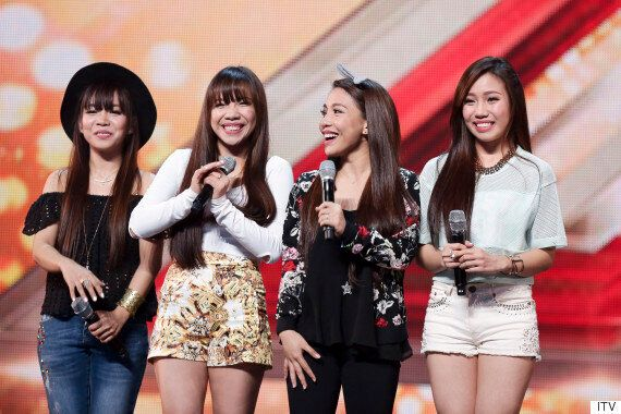 'X Factor' Fourth Power Row: Bosses Deny Claims They Invited Filipino Girlband To Audition, Having Known...