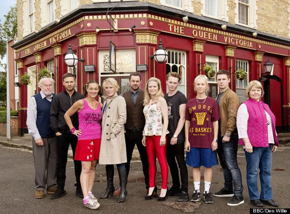 'EastEnders' Spoiler: Ted Reilly To Take Over Johnny Carter Role, Following Hunt To Find Sam Strike