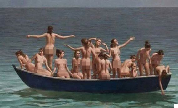 Tory Councillor Investigated Over Boat Of Naked Women Captioned 'If Carlsberg Did Illegal