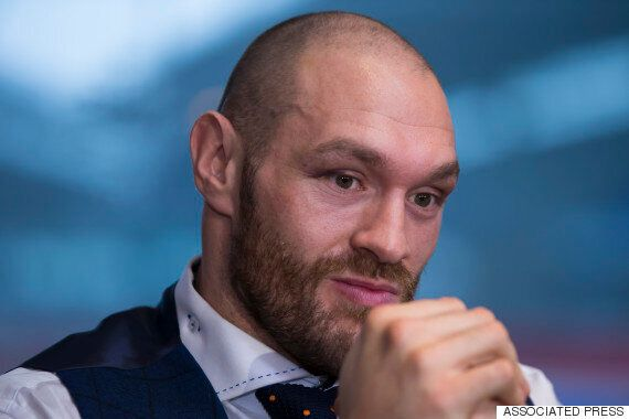 Tyson Fury: Police Investigating Claims Of A 'Hate Crime' Against Heavyweight