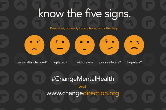 Let's Change the Conversation Around Mental