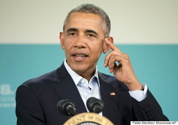 Barack Obama Steadily Explains Why Donald Trump Will Never Be