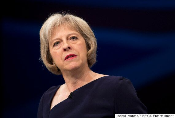 British Home Secretary Theresa May Tells Five Eyes Security Group Extremists Are Exploiting