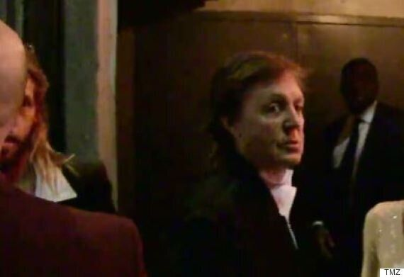 Sir Paul McCartney Refused Entry To Tyga's Grammy Awards After-Party, As The Beatle Asks 'How VIP Do...