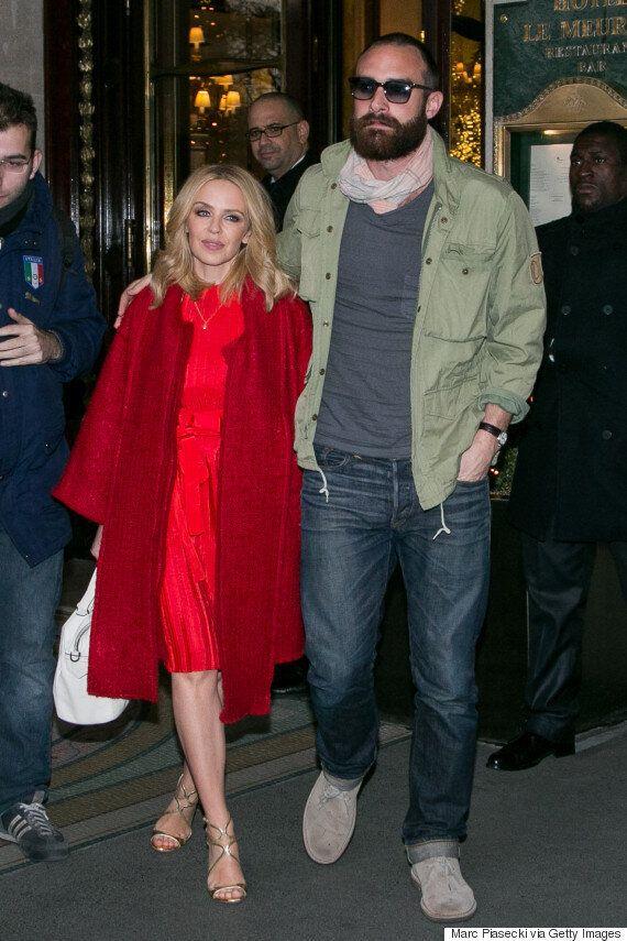 Kylie Minogue Blasts 'Toyboy' Label Her New Boyfriend, Joshua Sasse, Has Been