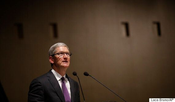 Apple CEO Tim Cook Defies FBI's Demand For A 'Backdoor' To The iPhone In Open