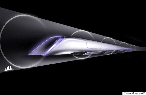 Elon Musk Hyperloop Test To Start In Las