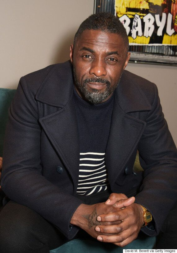 Idris Elba Is 'Too Rough' To Play James Bond Claims New 007 Author Anthony