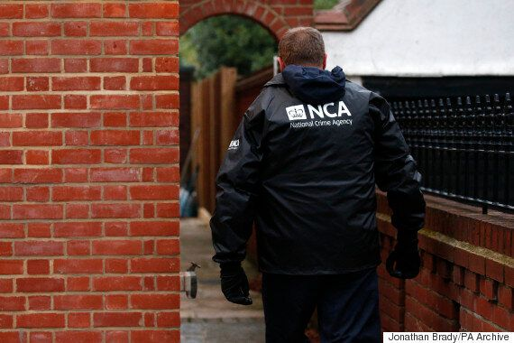 Lizard Squad Hackers Take Down National Crime Agency Website In Revenge