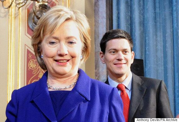 Hillary Clinton Emails: David Miliband Hinted At Anger Over Losing Labour