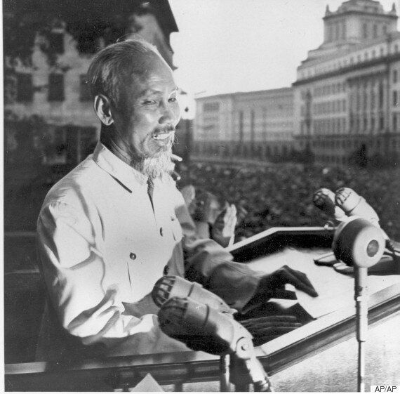 Newhaven Criticised Over Ho Chi Minh Statue To Honour The 'Communist Dictator' Who Worked There As A...