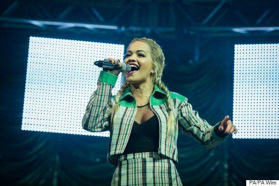 WE Day 2016: Rita Ora Leads Star-Studded Line-Up Alongside Labrinth And Princess