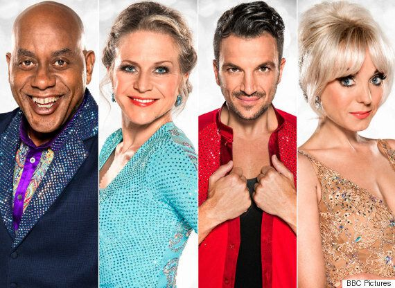 'Strictly Come Dancing' 2015: 'EastEnders' Actress Kellie Bright And Peter Andre Lead Contestants In...