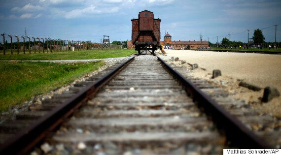Auschwitz 'Showers' Horrify Visitors At Former Nazi Concentration